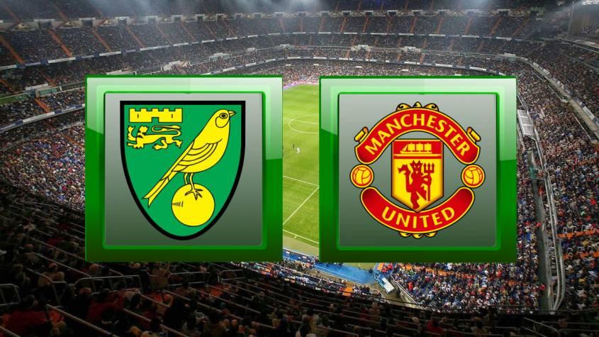 Norwich City Man Utd
