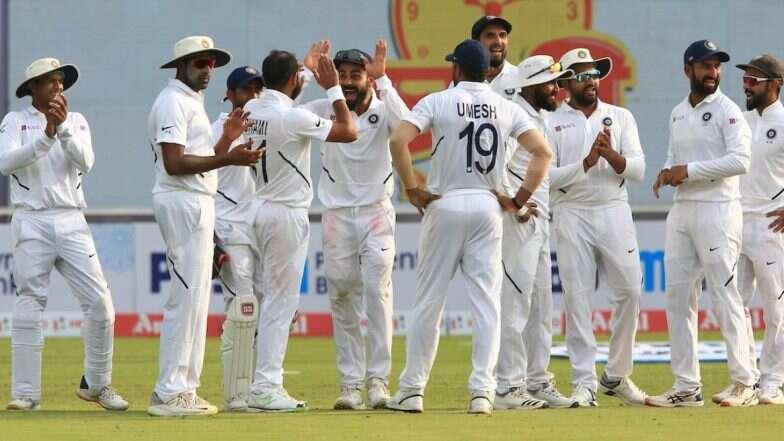 India Bangladesh Pink Test