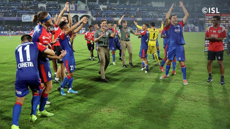 Bengaluru FC Kerala Blasters