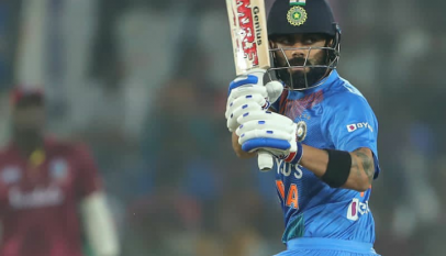 Kohli special muscles India to 6-wicket win