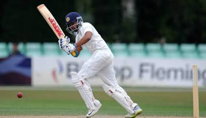 Prithvi Shaw to be named as backup opener