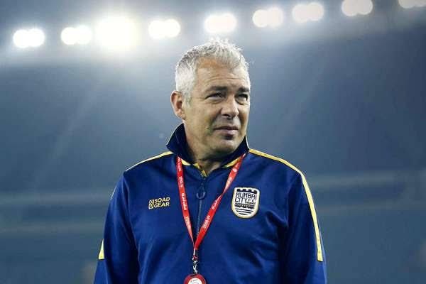 Mumbai City coach