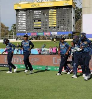 Sri Lanka Women's Team