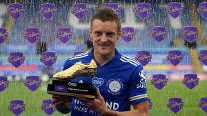 Jamie Vardy Golden Boot 27 July