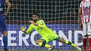 ISL 3 Golden Glove winner Amrinder Singh